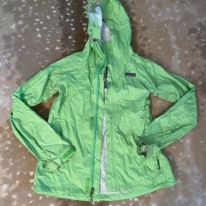 Patagonia Women's Raincoat M